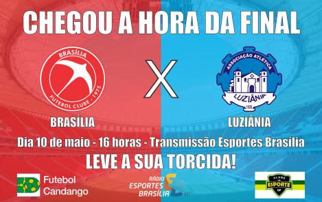 Brasília Luziânia